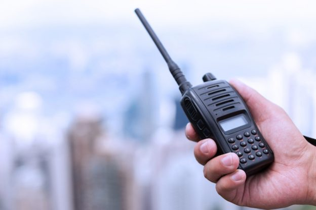 Two-Way Radio or Walkie Talkie