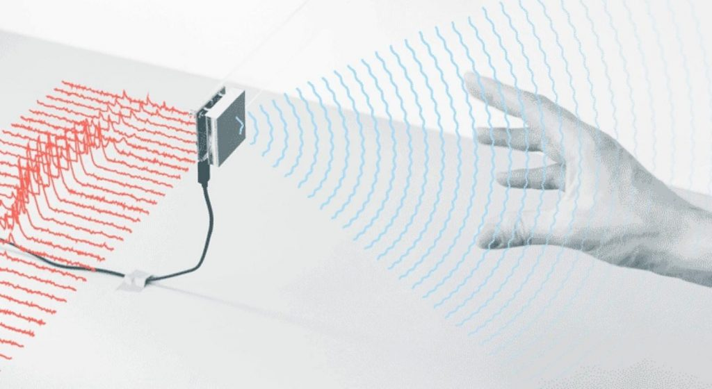 Project Soli Hand Tracking Technology