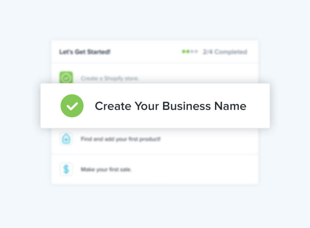 Create Your Business Name
