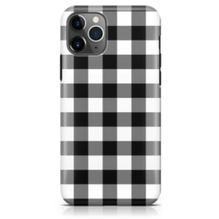 Check Me Out - Checkerboard iPhone Case & Cover | Casely