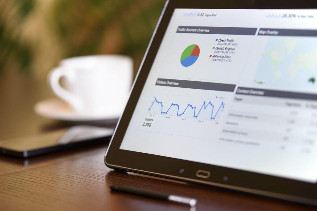 Digital Marketing, Technology, Notebook, Stats, Digital Marketing SEO, Online Advertising, Google AdWords, Google Ads.