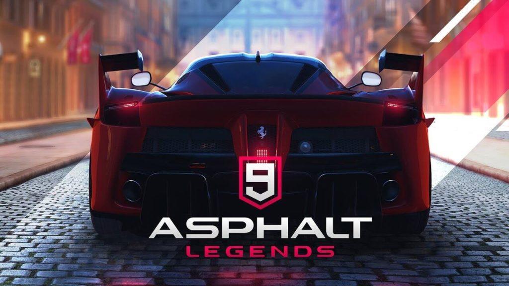 Asphalt 9: Legends - Action Car Racing Game App on Google Play.