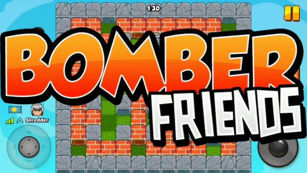 Bomber Friends Game