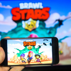 Brawl Stars Mobile Game. Best Multiplayer Games for Android in 2020.