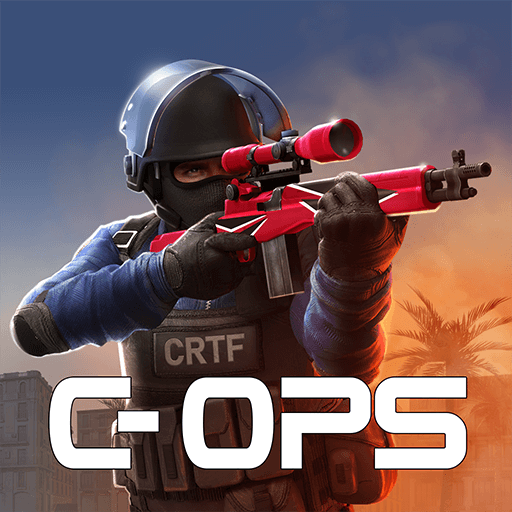 Critical Ops: Multiplayer FPS Android Game.