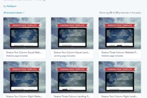 Best HubSpot Template Packs. Stratus HubTheme by HubSpot. Stratus Website Page Template. Stratus Landing Page Template.