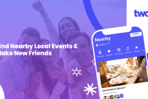 Twoish: Find Nearby Local Events and Make New Friends