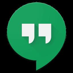 Google Hangouts Messenger App