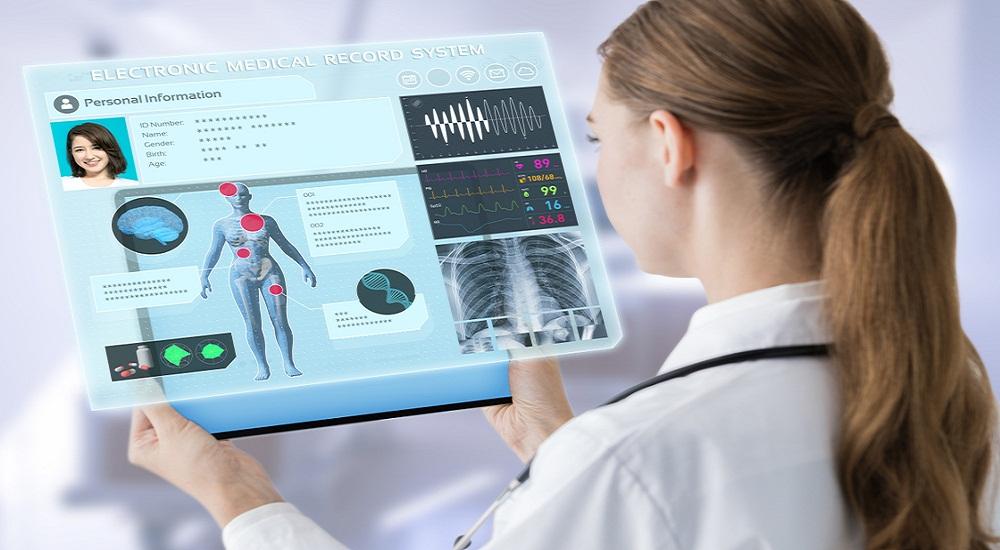 Cloud-Based EMR Electronic Medical Record System.
