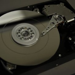 Computer Hard Disc, Data Backup, HDD Storage, Data Recovery.
