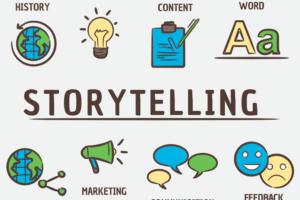 Data Storytelling, Business, Brand, Content Marketing, Viral Marketing, Technology, Story, Advertising, Online Promotion, Storytelling, Marketing Strategy, Communication.