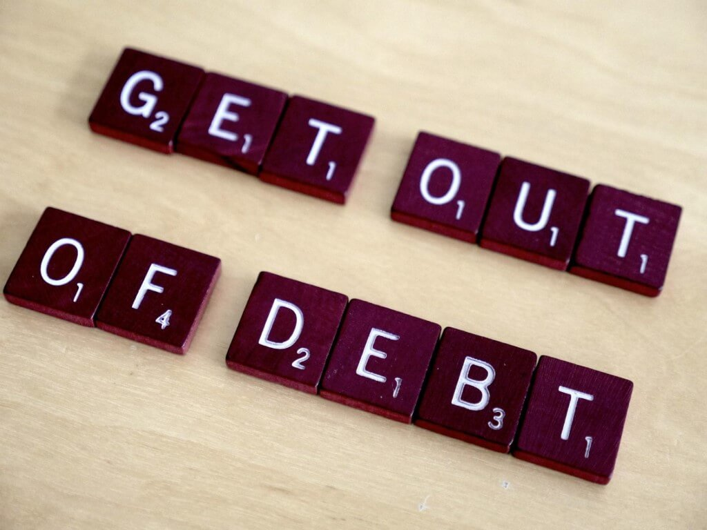 Get Out of Debt Faster, Clear Debt Fast, Become Debt Free Fast.