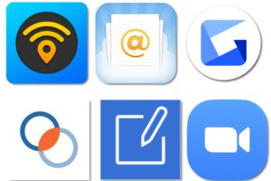 Top Apps if You Like to Work Remotely: WiFi Map, Fax Burner, Gyazo Camera, Shapr, SignRequest, Zoom