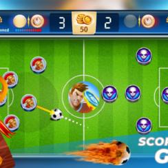Fans of Soccer game screenshot