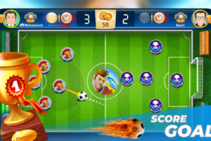 Fans of Soccer game screenshot