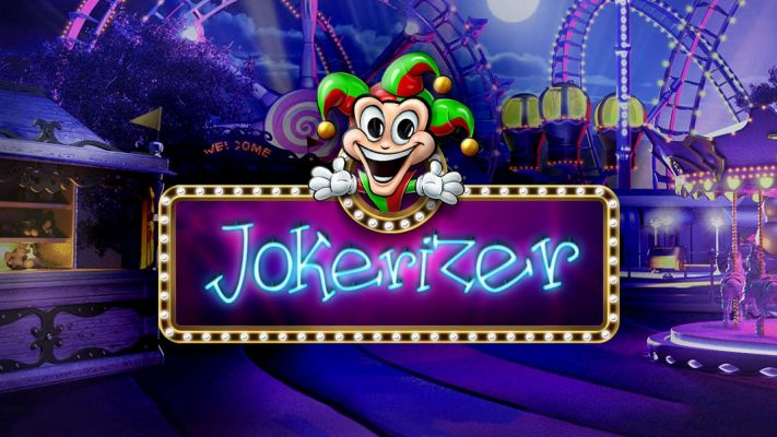 Jokerizer Slot Game - Yggdrasil Gaming