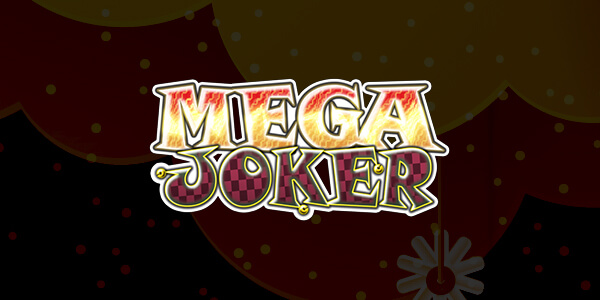 Mega Joker Slot Game from NetEnt