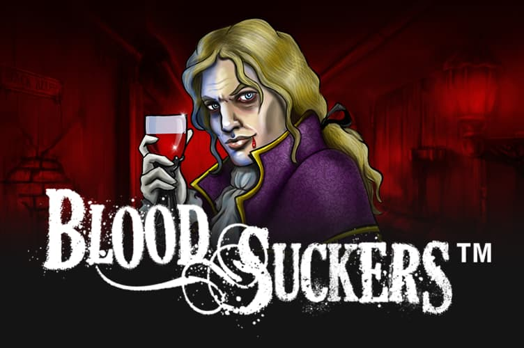 Blood Suckers Online Slot Game from NetEnt.