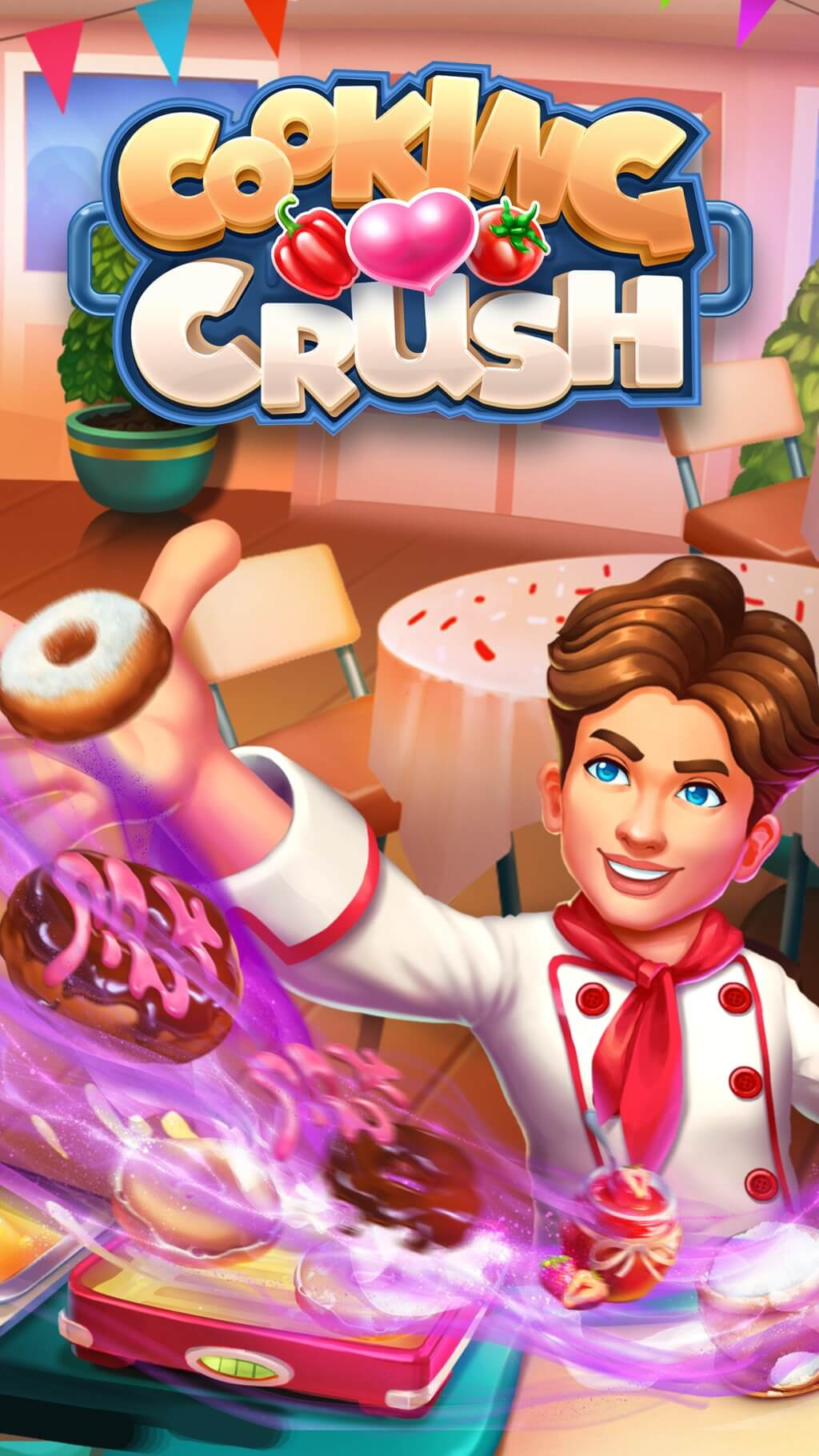 Cooking Crush: The Best Cooking Game Ever 1