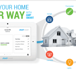 Home Security and Home Automation System Provider - AMP Smart