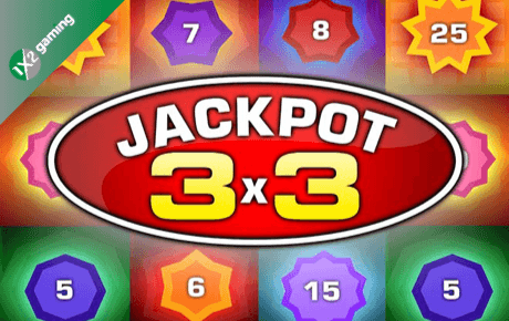 Jackpot 3×3 Slot Game - 1x2 Gaming