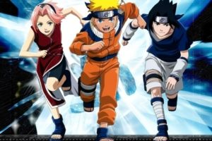 Naruto Anime Television Series
