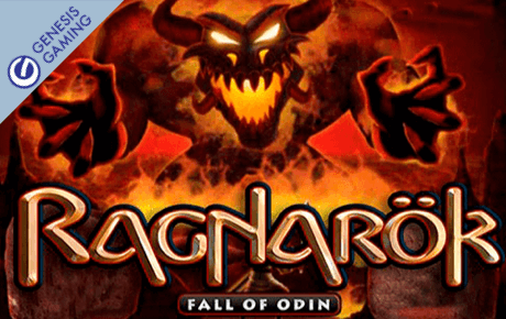 Ragnarok Fall of Odin Online Slot Game by Genesis Gaming.