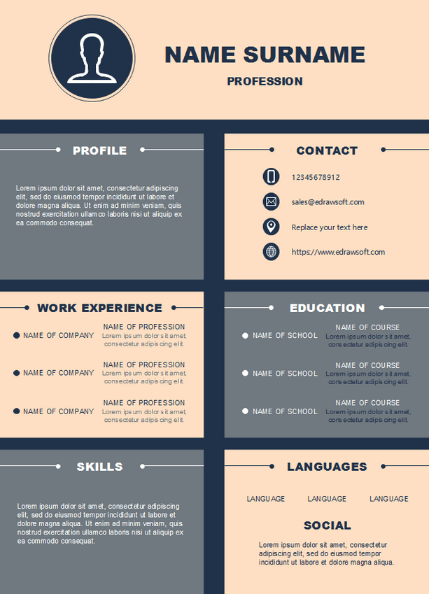Best Resume Structure