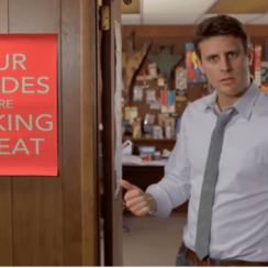 Dollar Shave Club Branding Strategy. Our Blades Are F***ing Great.