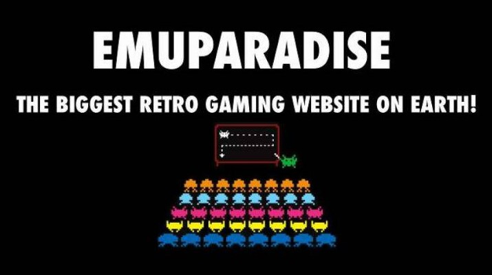 EmuParadise The Biggest Retro Gaming Website on Earth.