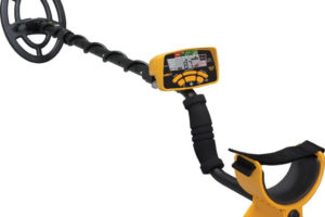 Garrett ACE 300 Metal Detector with Waterproof Coil and Headphone.