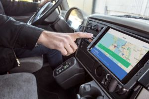 GPS Fleet Tracking Driver App with ELD