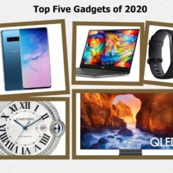 Top Five Gadgets of 2020