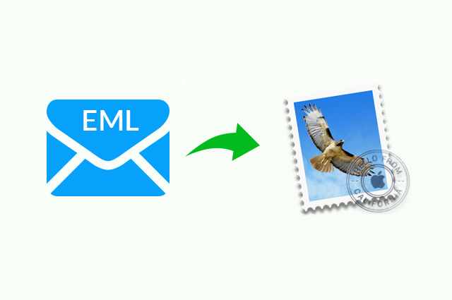Import EML to Apple Mail