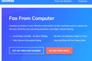 Fax Online From Computer with CocoFax Web App