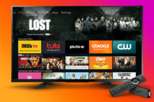 Amazon Firestick TV, Fire TV Stick.