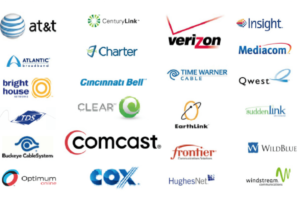 How to Choose an Internet Service Provider? AT&T, CenturyLink, Verizon Internet, Insight Internet, Atlantic Broadband, Charter, Mediacom, Bright House Networks, Cincinnati Bell, Time Warner Cable, Qwest, TDS Telecom, Clear Telecom, EarthLink Internet Services, Suddenlink High Speed Internet, Buckeye Broadband Internet, Comcast, Frontier high-speed Internet, WildBlue Internet, Optimum Internet, Cox Internet, HughesNet Satellite Internet, Windstream High Speed Internet Service Provider.