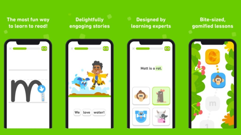 Learn a new language with the most-downloaded Duolingo education app. The most fun way to learn to read. Delightfully engaging stories. Designed by learning experts. Bite-sized, gamified lessons.