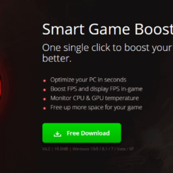 Smart Game Booster: Monitor CPU & GPU Temperature