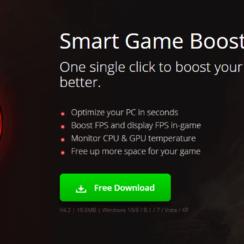 Smart Game Booster: Monitor CPU & GPU Temperature