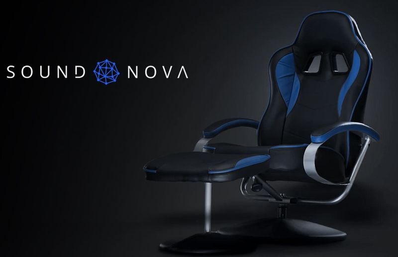 SoundNova – A Futuristic Interactive Chair.