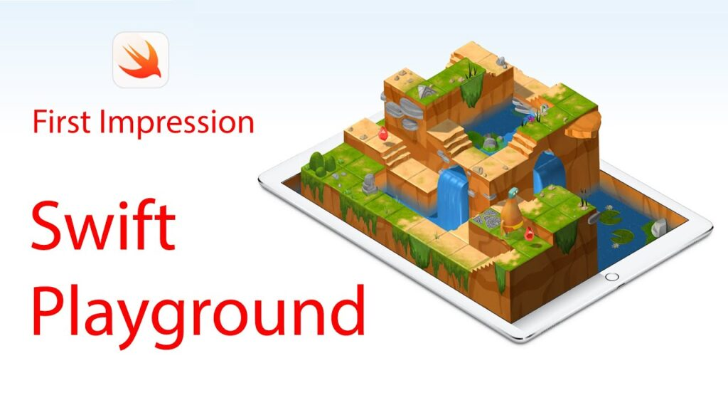 Swift Playgrounds App. Learn serious code. In a seriously fun way.
