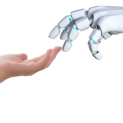 Technology, Connection, Hand, Human Touch, Robot, Communication
