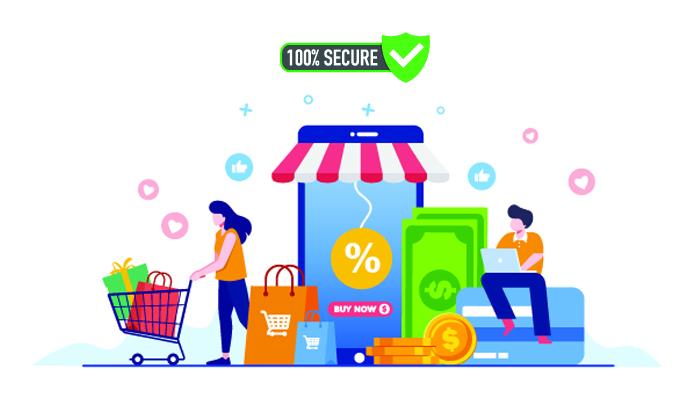 Ecommerce Website Security.