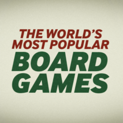 The Most Popular Board Games Worldwide