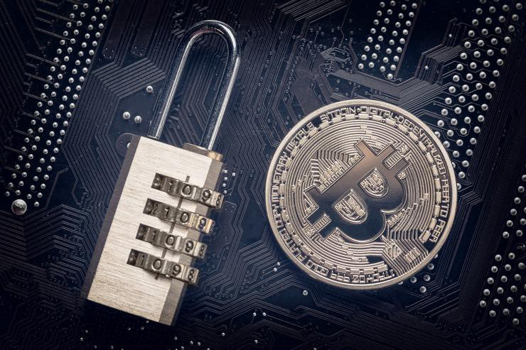 Secure Bitcoin Wallet.