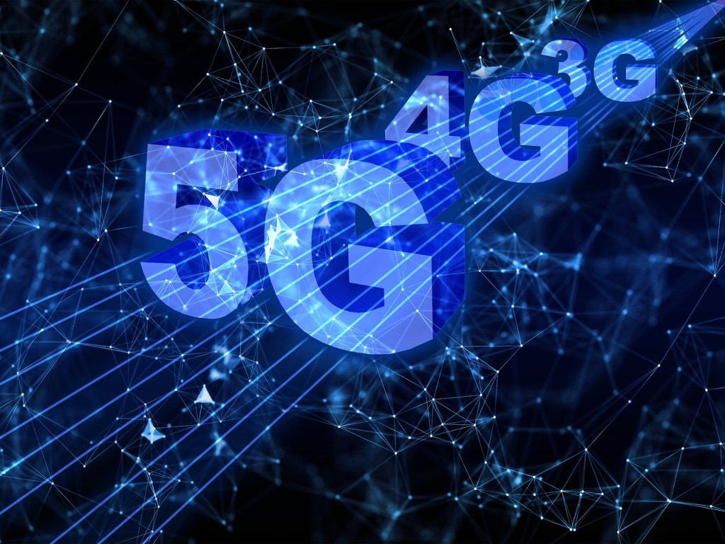The Internet, 5G Technology