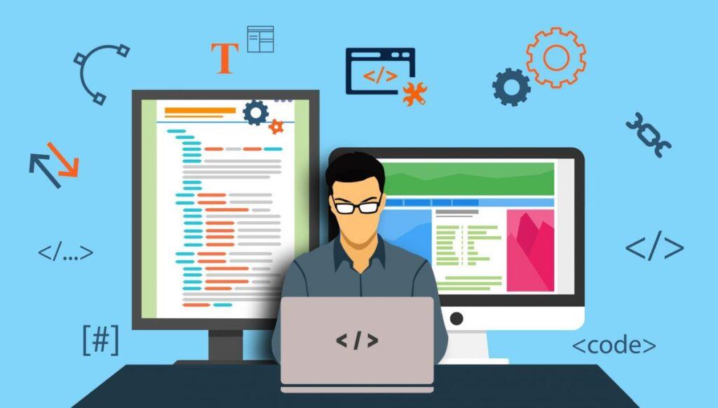 Web developer, web development, web design.