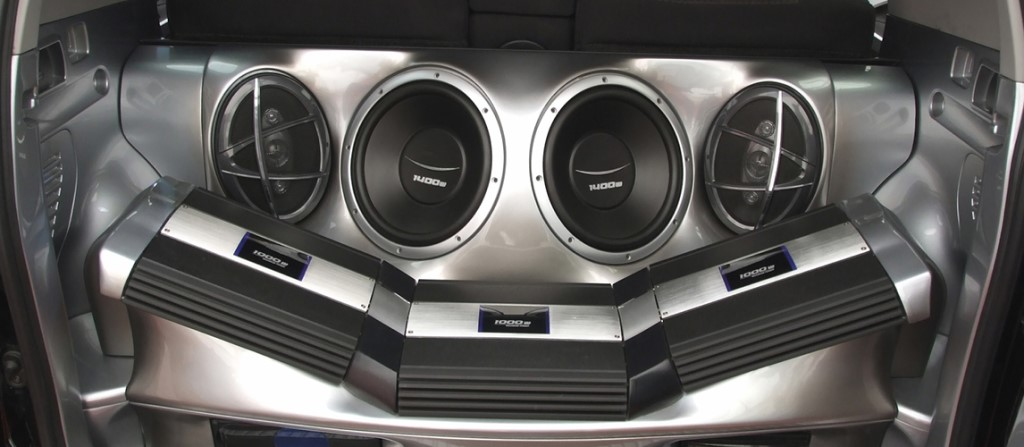 Car Audio System, Car Sound System, Car Speakers.