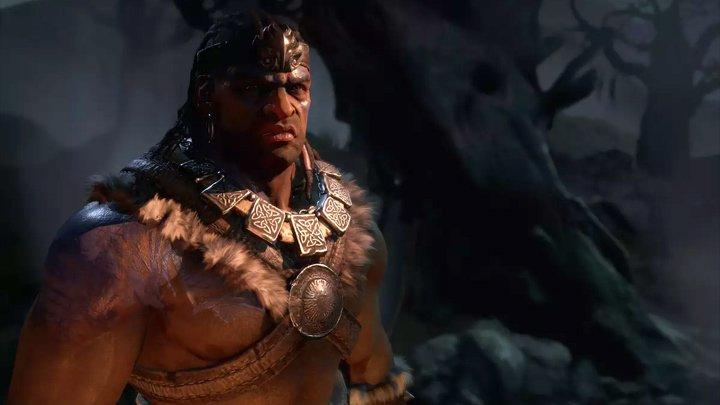 Diablo IV Barbarian.